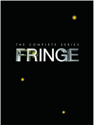 Fringe: The Complete Series (DVD) by WARNER HOME ENTERTAINMENT