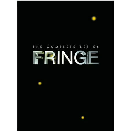 Fringe  The Complete Series  Dvd
