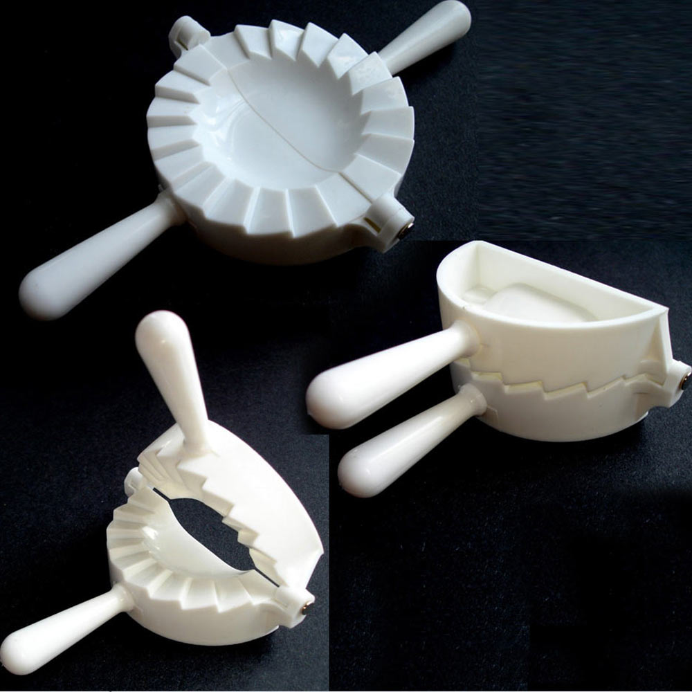 "Norpro Large Dough Dumpling Calzone Turnover Piroshky Press 3/"" x 6/"""