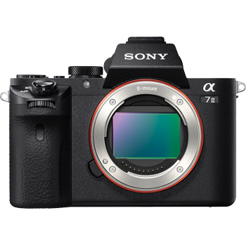 Sony ILCE7M2/B 24.3MP FHD Mirrorless Digital Camera Body