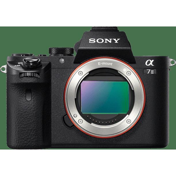 Sony Alpha a7 II Full-frame Mirrorless Camera