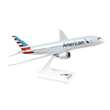 Daron Sky Marks American Airlines Boeing 787-8 1/200 Scale Model Kit Boeing 777 American Airlines