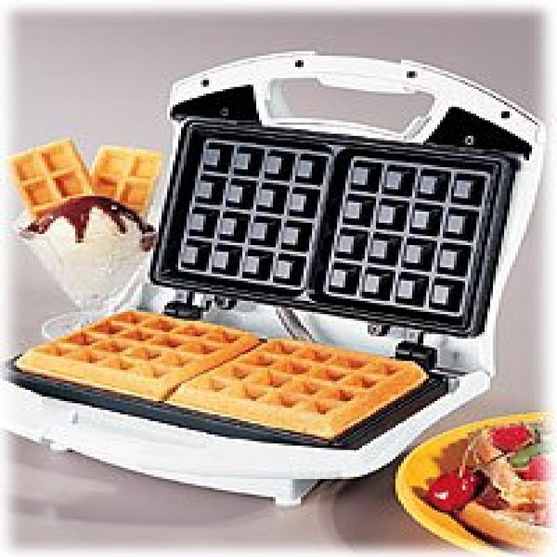 Proctor Silex P. Silex Nonstick Belgian Waffle Maker