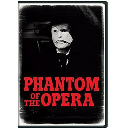 The Phantom Of The Opera (DVD) (Phantom Of The Opera Halloween Theme)