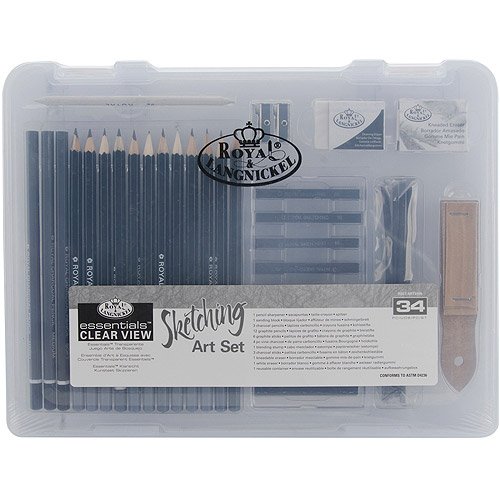 Royal Brush Small Sketching Art Set