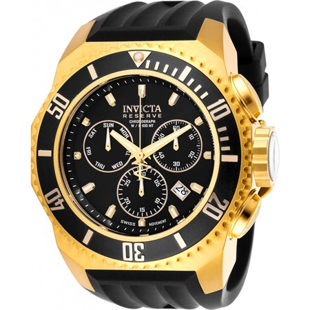- 25731 Men's 'Russian Diver' Quartz Stainless Steel and Silicone Watch