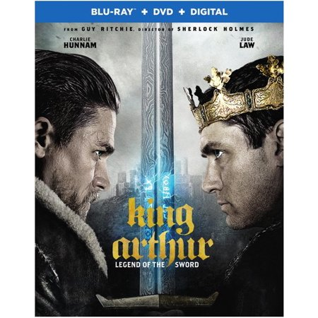 King Arthur: Legend of the Sword (Blu-ray + DVD + Digital)
