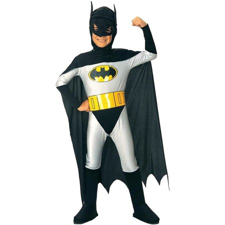 Boy's Classic Batman Costume for $<!---->
