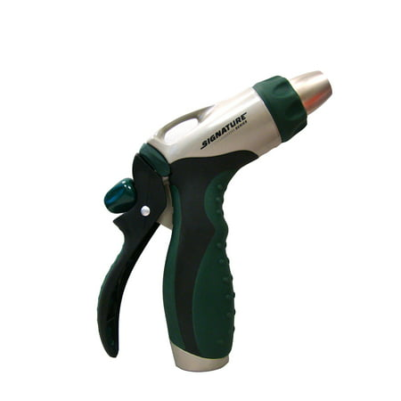 Hose Nozzle Sprayer - Orbit Adjustable Ergonomic Pistol Grip Water Nozzle - Garden Hose Sprayer, 91156