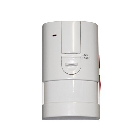 Wattstopper Dual Relay WI-120-4 White Automatic Wall Switch Occupancy Sensor