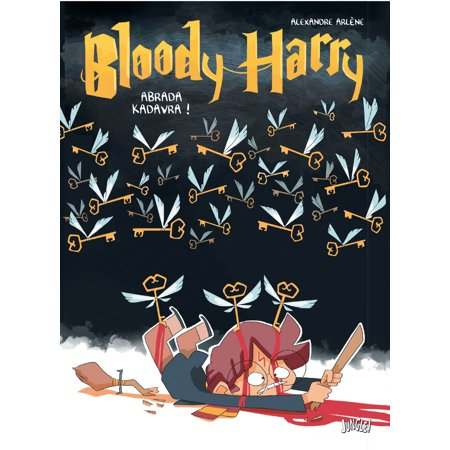 Bloody Harry - Abrada Kadavra - eBook