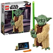 LEGO Star Wars Yoda 75255 Collectible Building Model (1771 Pieces)