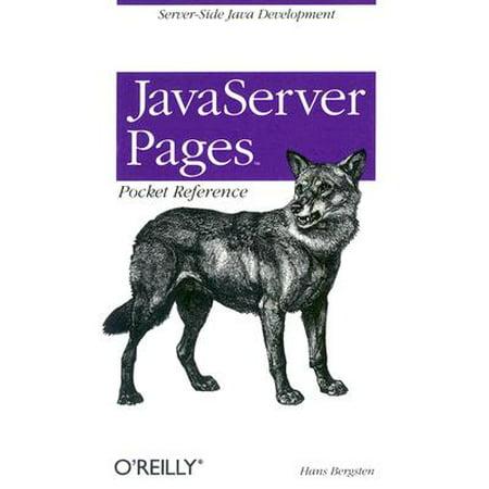 JavaServer Pages Pocket Reference : Server-Side Java