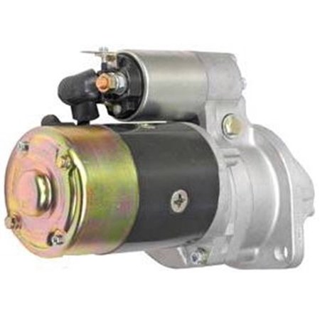 NEW STARTER MOTOR FITS KOMATSU ENGINE 4D98E-1C SN 00101- YM129953-77010 YM12995377010
