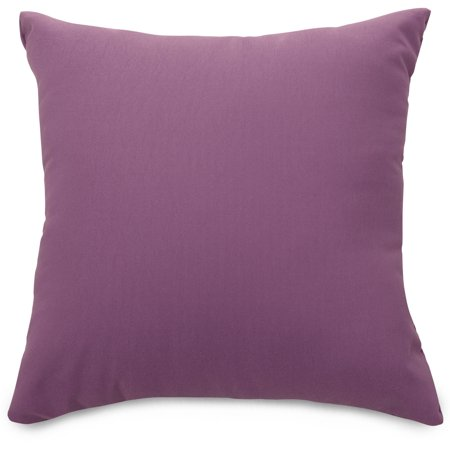 Extra Large Decorative Pillows : Majestic Home Goods Solid Color Extra Large Decorative Pillow, 24