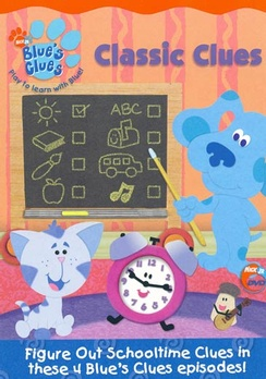 Blue's Clues: Classic Clues (DVD) by Paramount
