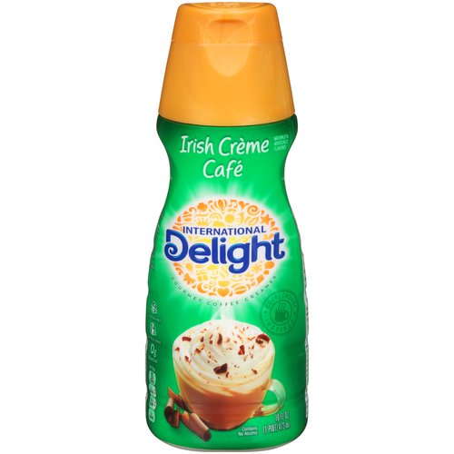 International Delight Latte Mocha Frothing Coffee Creamer Powdered 12 oz