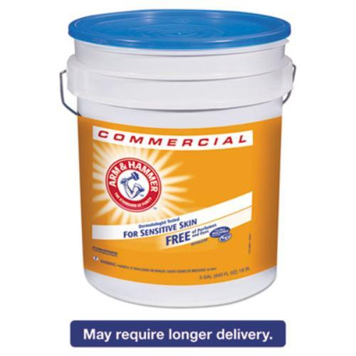 Church & Dwight 3320000008 He Compatible Liquid Detergent, Unscented, 5 Gal Pail