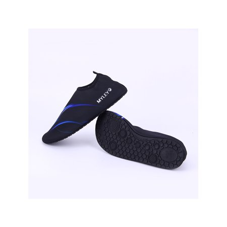 b8a34fb418ef MYLEYON - Unisex Barefoot Sports Water Skin ShoesSocks Surf Trainers  Sandals Footwear Diving Beach Swimming Anti-slip Dry Aqua Socks Beach -  Walmart.com