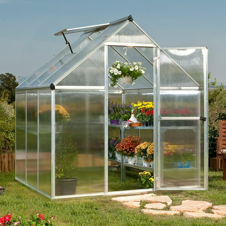 Palram Nature Greenhouse - Twin-Wall - Mythos Series