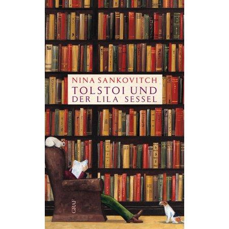 Tolstoi und der lila Sessel - eBook (Lila Und Blaugrün)
