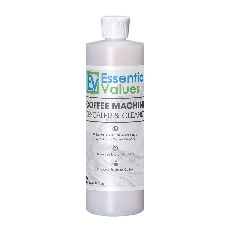 Keurig Descaling Solution Universal Descaler Coffee Maker Cleaner