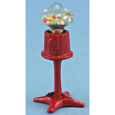 Dollhouse Sm. Standing Gumball Machine