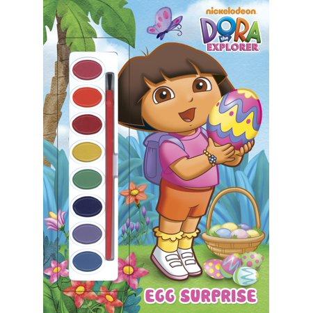 Egg Surprise (Dora the Explorer) - Halloween Eggs Surprise