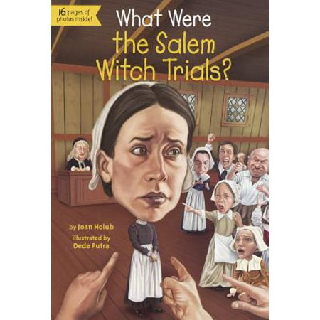 What Were the Salem Witch Trials? (Salem Witch Trials Halloween Party)