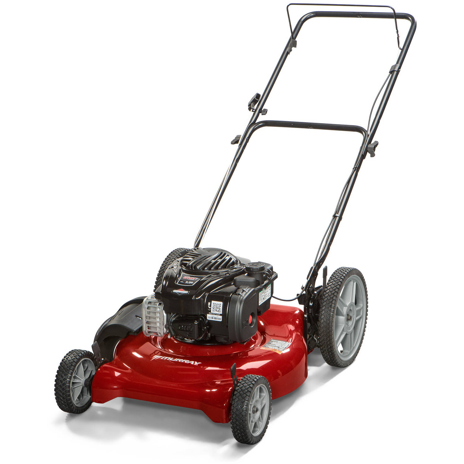 Murray 21 Quot 125cc Gas Powered High Wheel Push 2 In 1 Gas