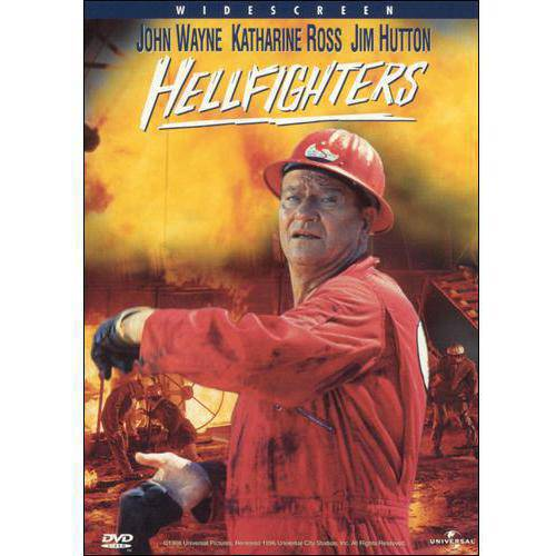 HELLFIGHTERS (DVD)WIDESCREEN 2.35/5.1 SURROUND/ENG/SPAN/FRENCH