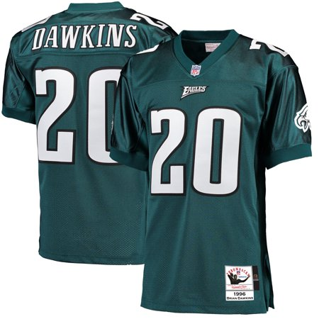Brian Dawkins Philadelphia Eagles Mitchell   Ness 1996 Throwback ... 0052c7fbc