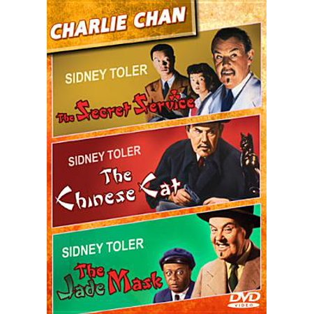Charlie Chan Triple Feature: In The Secret Service / The Chinese Cat / The Jade Mask (Full - Charlie Brown Halloween Movie Full