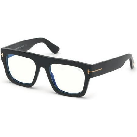 Tom Ford FT 5634B Eyeglasses 001 Shiny (Eyeglasses Tom Ford)