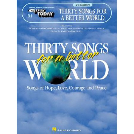 Thirty Songs for a Better World](Halloween Songs Bette Midler)