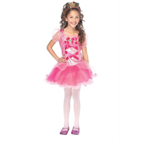 Costumes For All Occasions Uac48137Xs Pretty Princess Child Xsmall