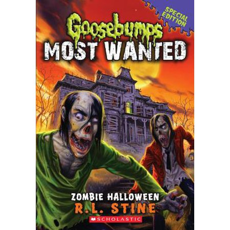 Zombie Halloween (Goosebumps Most Wanted Special Edition #1)](Adventure Time Halloween Special Episode)