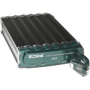 8TB FIPS 140-2 256BIT AES ENCRYPTED USB 3.0/ESATA DRIVE