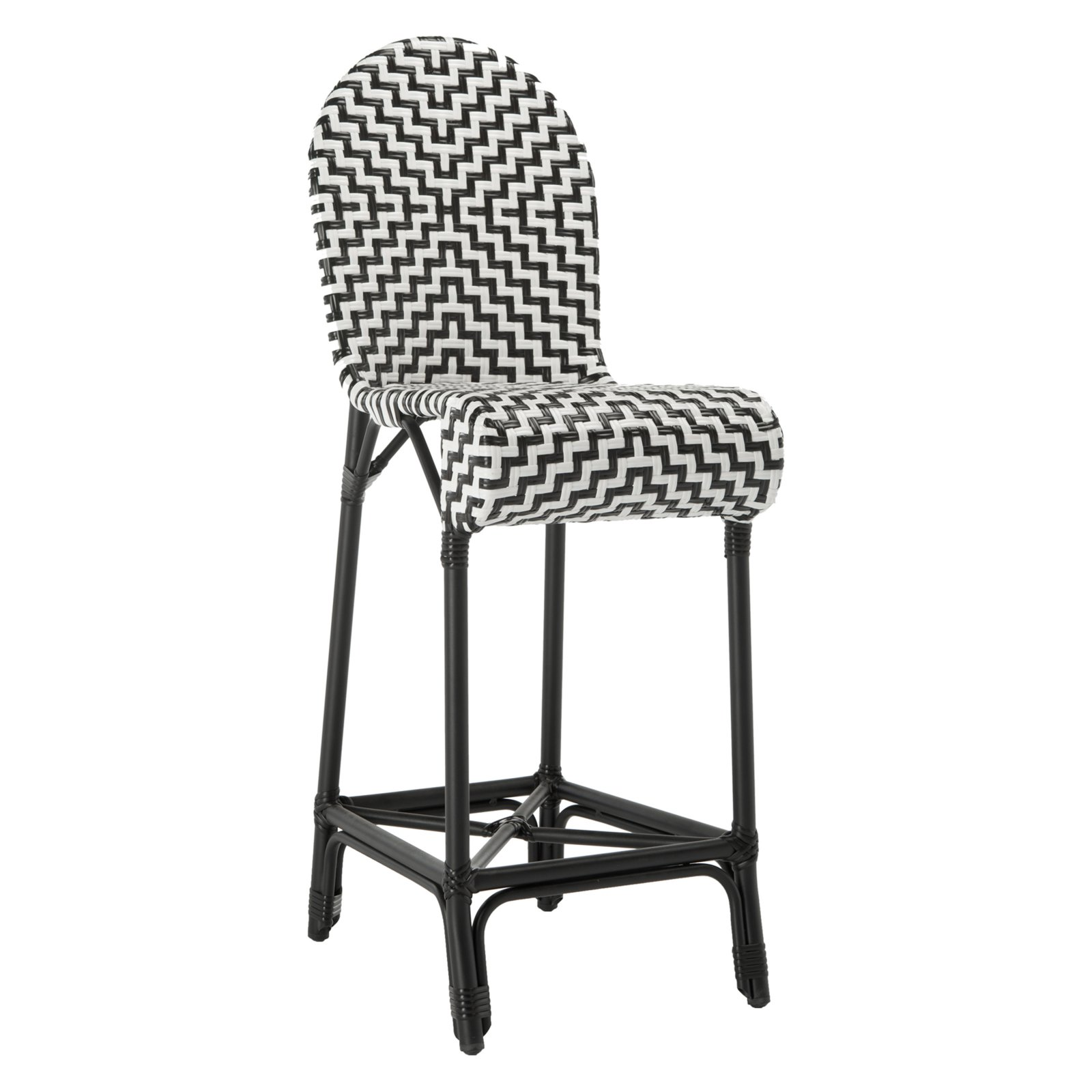 Safavieh Tilden Indoor/Outdoor 29.5 in. Bar Stool