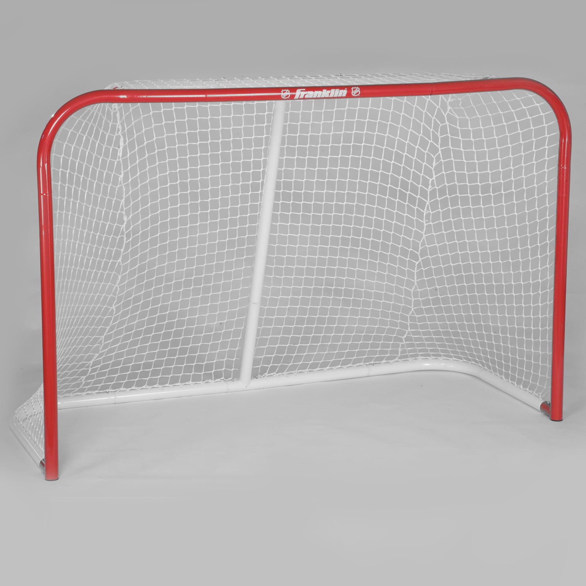 "Franklin Sports Pro 72"" Professional Steel Hockey Goal"