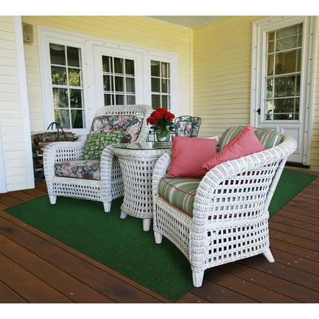 Gameroom Carpet Rug - Artificial Grass Indoor/Outdoor Area Rug