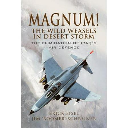 Magnum! The Wild Weasels in Desert Storm - eBook