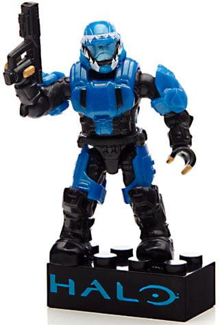 Halo Metallic ODST Drop Pod Set Mega Bloks 97354 by Mega