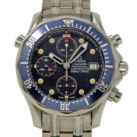 Omega Seamaster 2225.80. Steel Watch (Certified Authentic & Warranty)
