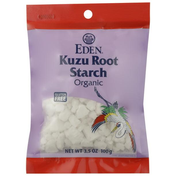 Eden Foods Kudzu Root Starch Organic 3 5 Oz Walmart Com Walmart Com