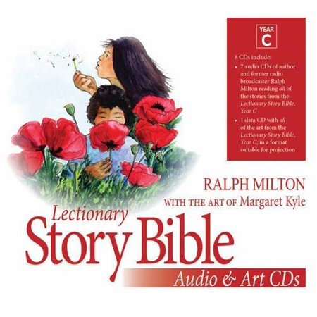 Lectionary Story Bible Audio & Art CDs (CD-ROM)