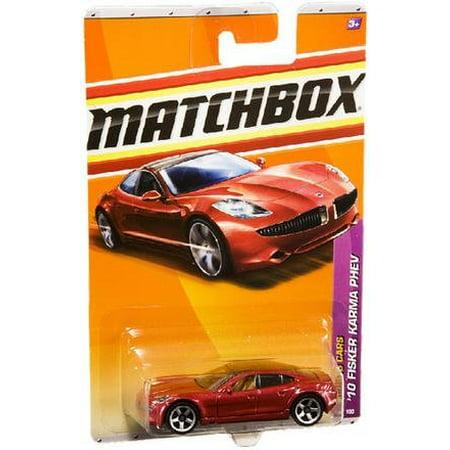 Matchbox assortment of 20 vehicles picked at random