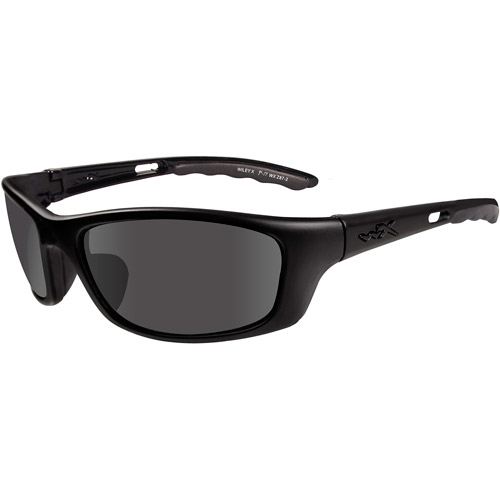 WILEY X Black Ops / Smoke Grey Lenses for P-17