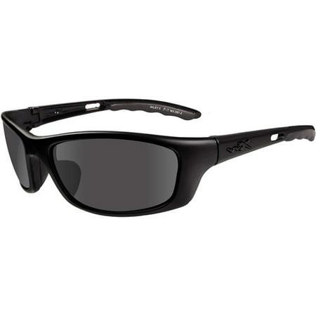 76374d5d156 WILEY X EYEWEAR P-17 SAFETY GLASSES MATTE BLACK - Walmart.com