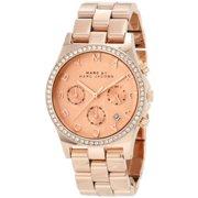 Women's Henry MBM3118 Rose-Gold Stainless-Steel Quartz Watch